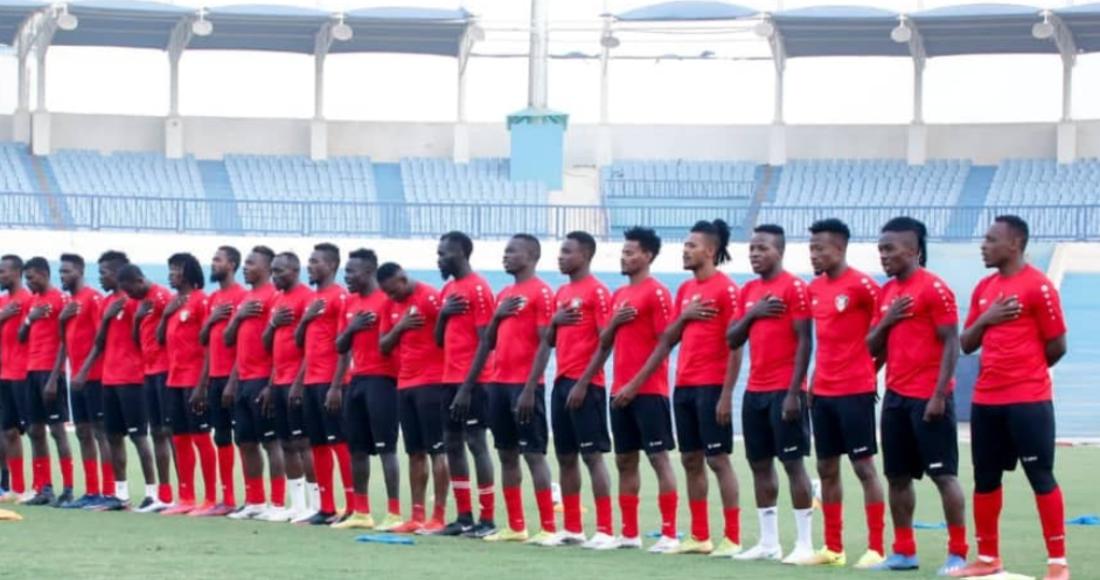 منتخب السودان بنتزع بطاقة التأهل الى نهائيات كأس الأمم الأفريقية 2021