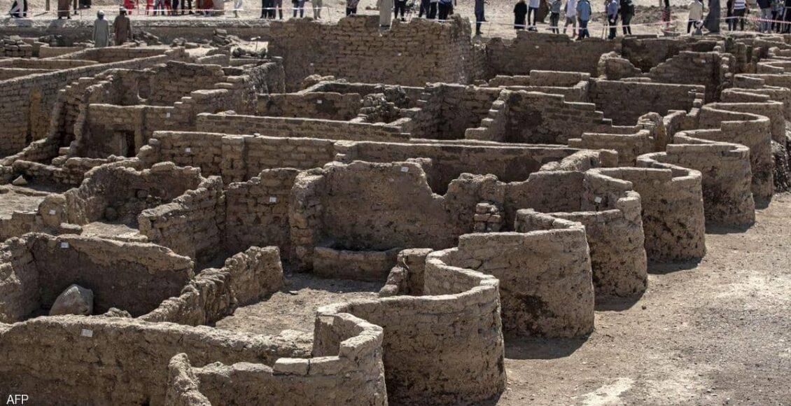 """مصر.. الكشف عن تفاصيل جديدة حول المدينة الفرعونية """"المفقودة"""""""